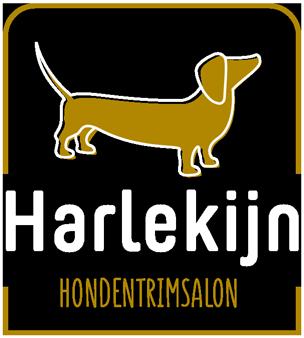 Trimsalon Harlekijn Logo